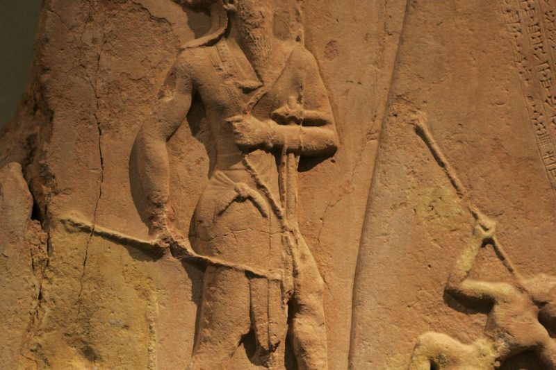 GLI HYKSOS ERANO GLI ANTENATI DEGLI EBREI? (considerazioni e riflessioni sulle popolazioni semitiche avanti l'era volgare) -prima parte-