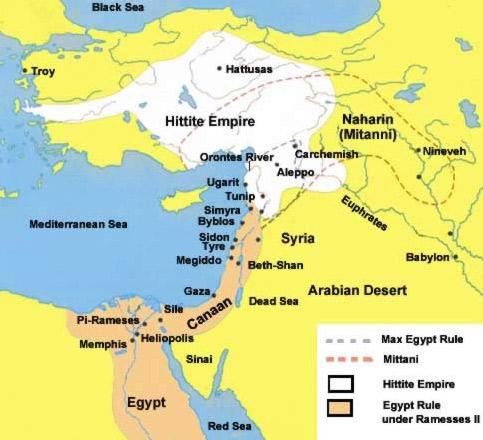 Hyksos hittites