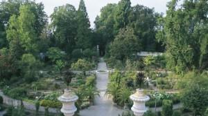 L'orto botanico di Padova.