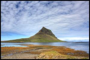 Una veduta dell'Islanda, forse la Thule degli antichi-
