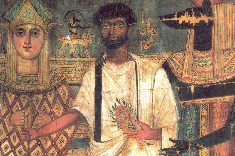 """L'ASINO E IL BUE NEL PRESEPE -ottava parte (la """"preghiera ad Iside""""; il romanzo ellenistico)-"""
