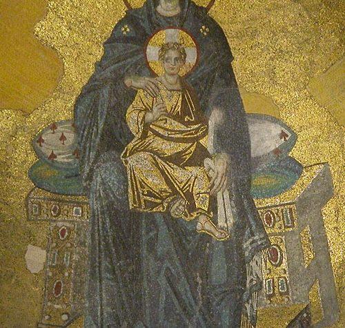STORIA MINIMA DELL'IDEA DI DIO NEL PRIMO MILENNIO CRISTIANO -ottava parte (ripresa e fine dell'iconoclastia)-